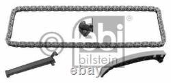 1 Febi Bilstein 30537 Set Chain Distribution Side Engine Cabrio
