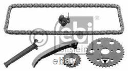 1 Febi Bilstein 30539 Set Chain Distribution Side Engine Convertible