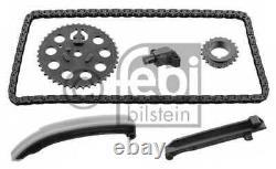 1 Febi Bilstein 30644 Set Chain Distribution Engine Side Cabrio