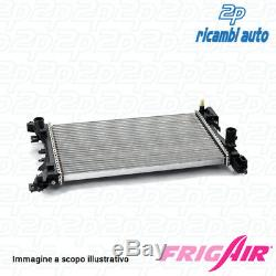 1 Frigair 0706.3025 Intercooler Cabrio City-coupe Crossblade Fortwo Cabriolet