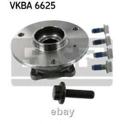 1 Skf Vkba6625 Set Palier Wheel Axial Rear Cabrio