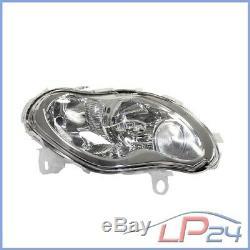 1x Headlight H7 / H1 Right Smart City-coupe 02-04 Cabrio 0.6-0.8