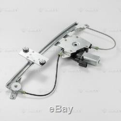 2x Power Window Motor Kit With Front Left / Right For Smart City Coupe Cabrio