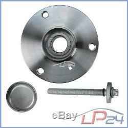 2x Skf Bearing Kit + Hub Front Wheel Smart Cabrio City-coupe Crossblade