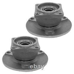 2x Wheel Rear Left Right Smart Cabriolet 450 City-coupe 450 Crossblade 450
