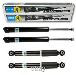 4x Bilstein B4 Front Shock Smart Fortwo 450 For Schraubenfederung