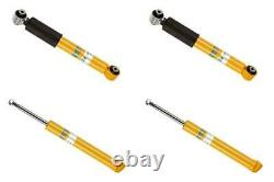 4x Bilstein B8 Amortizer For Smart Cabriolet 450 City-coupé Coupe Fortwo Roa