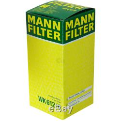 5l Engine Oil 10w-40 Classic Mannol + Mann-filter Filter Smart City-coupe 450