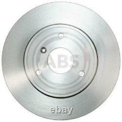 A. B. S. 2x Brake Discs Full Covered 17789