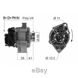 Alternator Smart City-cut 0.6 (450.342, S1clb1) 33kw 45hp 07/199801/04 Eb452