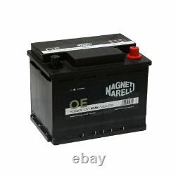 Battery 60ah 540a Ö Magneti Marelli