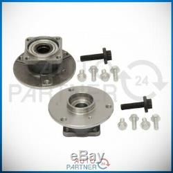 Bearing Kit Wheel Hub Rear LI & D For Smart City Coupe Fortwo Cabrio