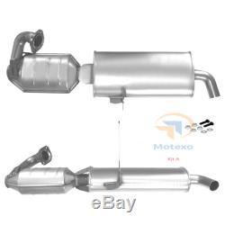 Bm91364 Smart City Cut 0.6i (obd & No Obd) Catalyst Converter 7 / 98-2 / 01