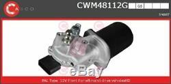 Casco Motor Wiper MCC Smart Pal Type 1