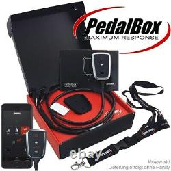 Cities System Pedal Box Plus With Keychain App For Smart Crossblade Fortwo R