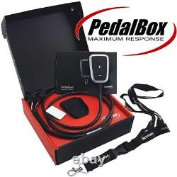 Cities System Pedal Box With Keychain For Smart Crossblade Fortwo Roadster G