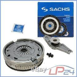 Clutch Kit + Flywheel Original Sachs Dual Mass Smart City-cutting
