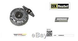 Clutch Kit + Flywheel Smart Cabrio City Coupe 450 0.6 CC Petrol