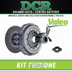 Clutch Kit With Steering Wheel Inertia Valeo Smart Fortwo 832 142 (450) 0.7