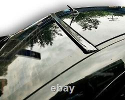 Coal Paint Spoiler Roof Back Windshield Wiper Cover For Vw Apollo
