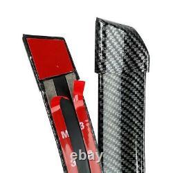 Coal Painted Lip Spoiler Chest Paupière Aileron For Vw Apollo