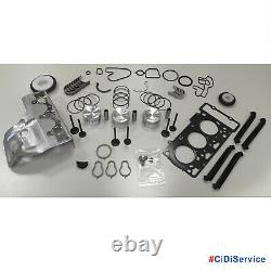 Engine Revision Set With Intelligent Standard Pistons 450 0.6 600cc 40 45 Kw