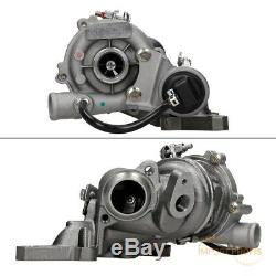 Exhaust Gas Turbocharger Smart City-coupe 450 0.6 450.341 S1ola1