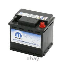 Fiat Car Battery 50ah 360a En2 Fiat 500l Grand Punto Idea 6000627544