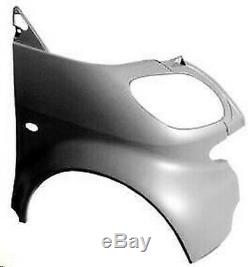 Front Fender Right For Smart Fortwo 1998 Al 2002 (not Convertible)