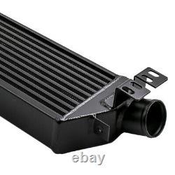 Front Mount Intercooler Kit 625x170x70 For Vw Audi Skoda Golf Mk5 2.0 Tfsi Neuf