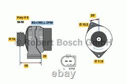 Generator Bosch 0 986 044 490 (incl. Deposit)