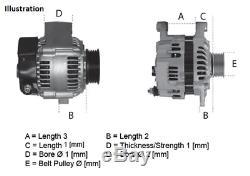 Generator Lucas Lra02000 (incl. Deposit)