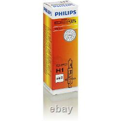 Headlight At Right Smart Year Fab. 00-07 Coupé Cabriolet 450 Incl. Philips H7+h1+
