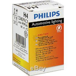 Headlights Kit Smart Year Mfr. 98-02 Coupe Cabriolet Bosch H4 Incl. Philips Lamps
