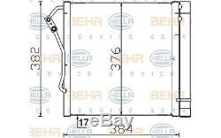 Hella Air Conditioning Condenser Smart Cabrio City-coupe 8fc 351 301-274