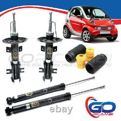 Intelligent Fortwo 450 Complete Spring Kit With Front Tampon