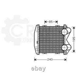 Latetal Ventilation Hole Drawer Air Radiator Smart Fortwo Cut 450 452