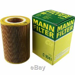 Mannol 5l Extreme 5w-40 Motor Oil + Mann Smart City-coupe 0.8 450 CDI