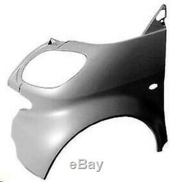 Mudguards Front Left For Smart Fortwo 1998 To 2002 (no Convertible)