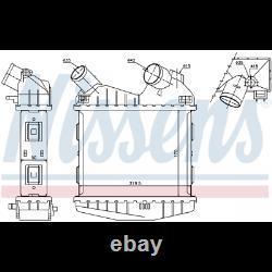 New Air Exchanger Nissens 96499