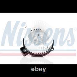New Blower/pulser Nissens 87709