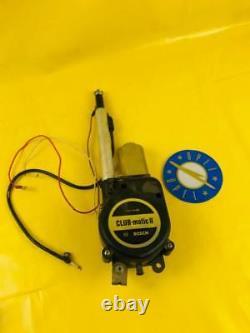 Nine + Original Bosch Antenna Universal Electric Opel Oldtimer Youngtimer