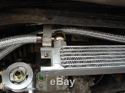 On September Refroiddiseur Oil Chain With Thermostat And Hoses Smart Fortwo 450