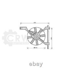 Smart City Engine Cooling Fan-coupe 450 Fortwo Coupe Cabrio