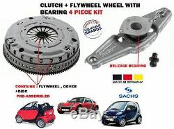 Smart Fortwo Coupe Cabriolet City 0.7 + 2003-2007 Steering Clutch Kit +