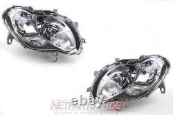 Smart Fortwo Coupe Lighthouse Kit H7/h1 On The Left, Rech. 450 01/04-12/06 Stock