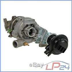 Turbo Compressor Smart Cabrio City Cutter 0.6 + 0.7 For Two-2004-07 45 0.7 Kw