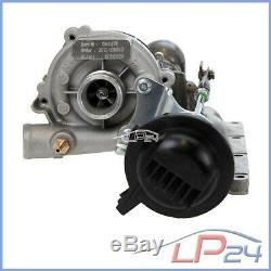 Turbo Compressor Smart Cabrio City-coupe 0.6 + 0.7 For-two 0.7 2004-07 45 Kw