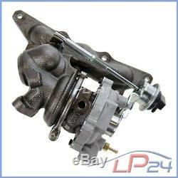 Turbo Compressor Smart Cabrio City-coupe 0.6 33 + 40 Kw / 45 + 55 HP 1999-00