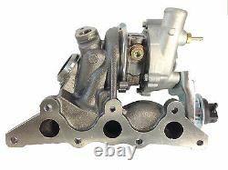 Turbo Smart 450 599ccm A1600960499 With Exhaust Manifold Sr 0047